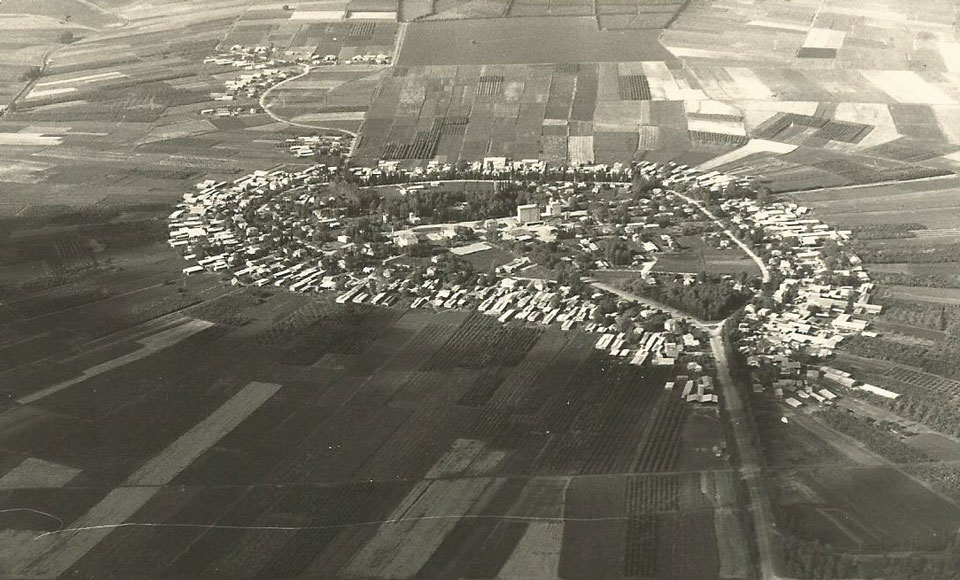 Kfar Yehoshua 1968