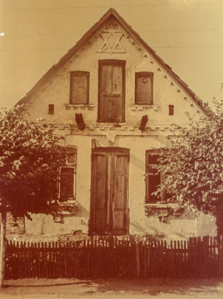 Private prayer house, photo from the private archive of Tomasz Wiśniewski