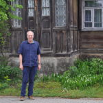 Amir Berger w Białowieży