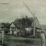 Bialowieza dom 1914-1918. Zdjęcie niemieckie ze strony FotoPolska