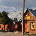 Dawne i dzisiejsze sklepy na Stoczku. Zdjęcie Katarzyna Winiarska