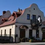 Dawny dom żydowski, dziś Restauracja Stoczek. Zdjęcie Katarzyna Winiarska