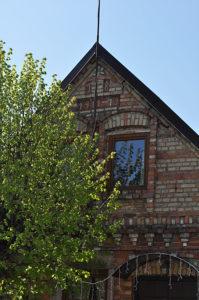 Dawny sklep żydowski, dziś Kawiarnia Walizka. Zdjęcie Katarzyna Winiarska