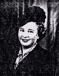 Edka Alkon, pianistka. Zdjęcie z Yad Vashem