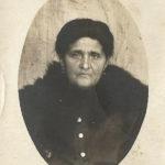 Ida Halperin. Zdjęcie ze zbiorów rodzinnych