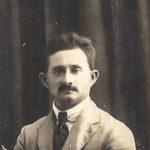 Jeden z braci Lazara Halperin. Zdjęcie ze zbiorów rodziny
