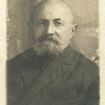 Jehoszua Halperin. Zdjęcie ze zbiorów rodzinnych
