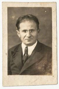 Lazar Haperin. Zdjęcie ze zbiorów rodziny