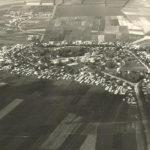 Moszaw Kfar Yehoshua w Izraelu, w którym zamieszkały Szejna i Chaja Halperin. 1968. Zdjęcie ze zbiorów rodziny