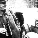Nadłowczy Ulrich Scherping – specjalny pełnomocnik Hermanna Goeringa w czasie okupacji niemieckiej. Zdjęcie z tekstu P. Bajko w Kurierze Porannym 25_06_11