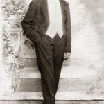 Sam Feldbaum w USA. Zdjęcie ze zbiorów rodziny