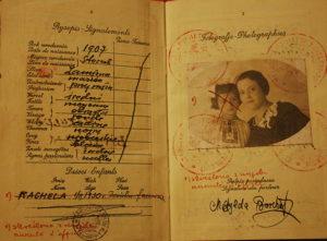 Polski paszport Matyldy